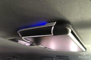 установка потолочного монитора lexus lx 570